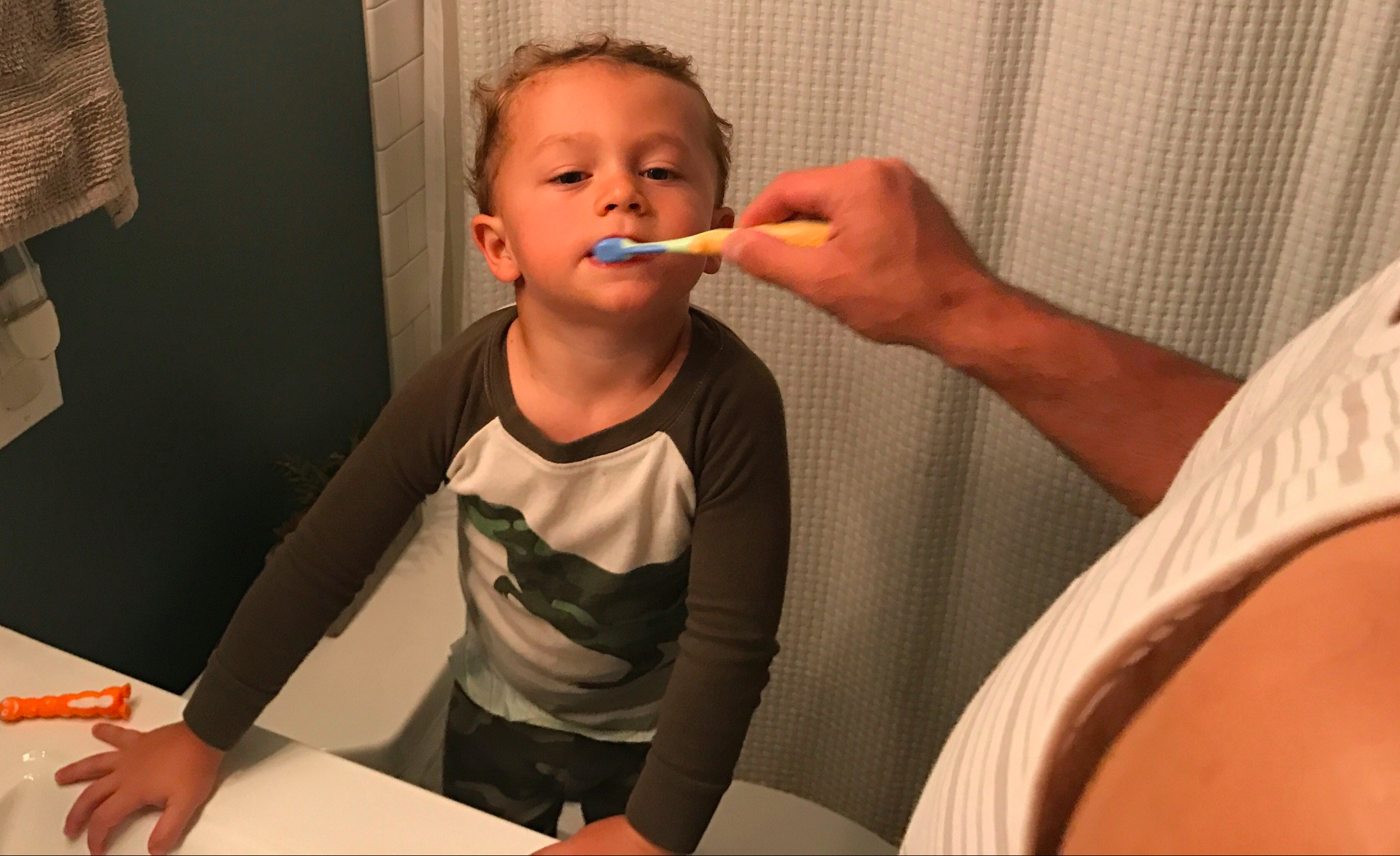 Good Brushing Habits